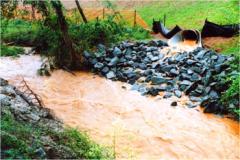 Charlottesville Stormwater Flow