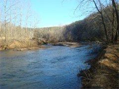 James River near Scottsville